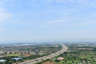 View of Abuja from the hill top (2)