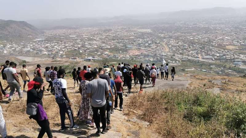 Top 10 Nigeria Hiking and Outdoor Adventure Group