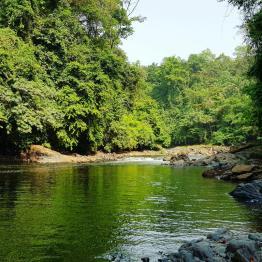 Kwa river
