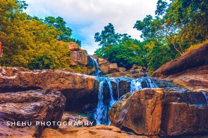 Osome Waterfall Okene Kogi state