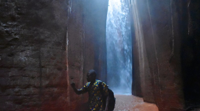 A Trip To The Majestic Awhum Cave And Waterfall Enugu