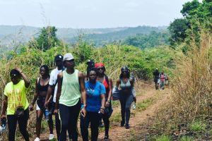 Wanderlust Hike Adventure