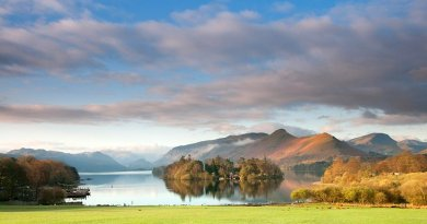 best tourist attractions in England