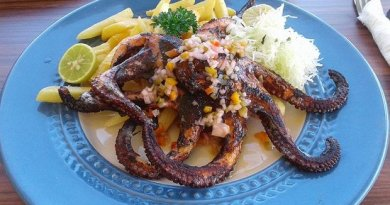 Local Cuisine of Rodrigues Island