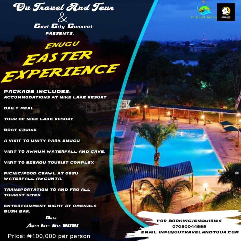 Enugu Easter Experience 2021