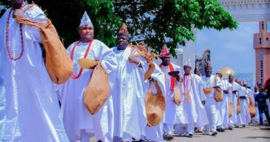 Ten Yoruba Festivals To Witness