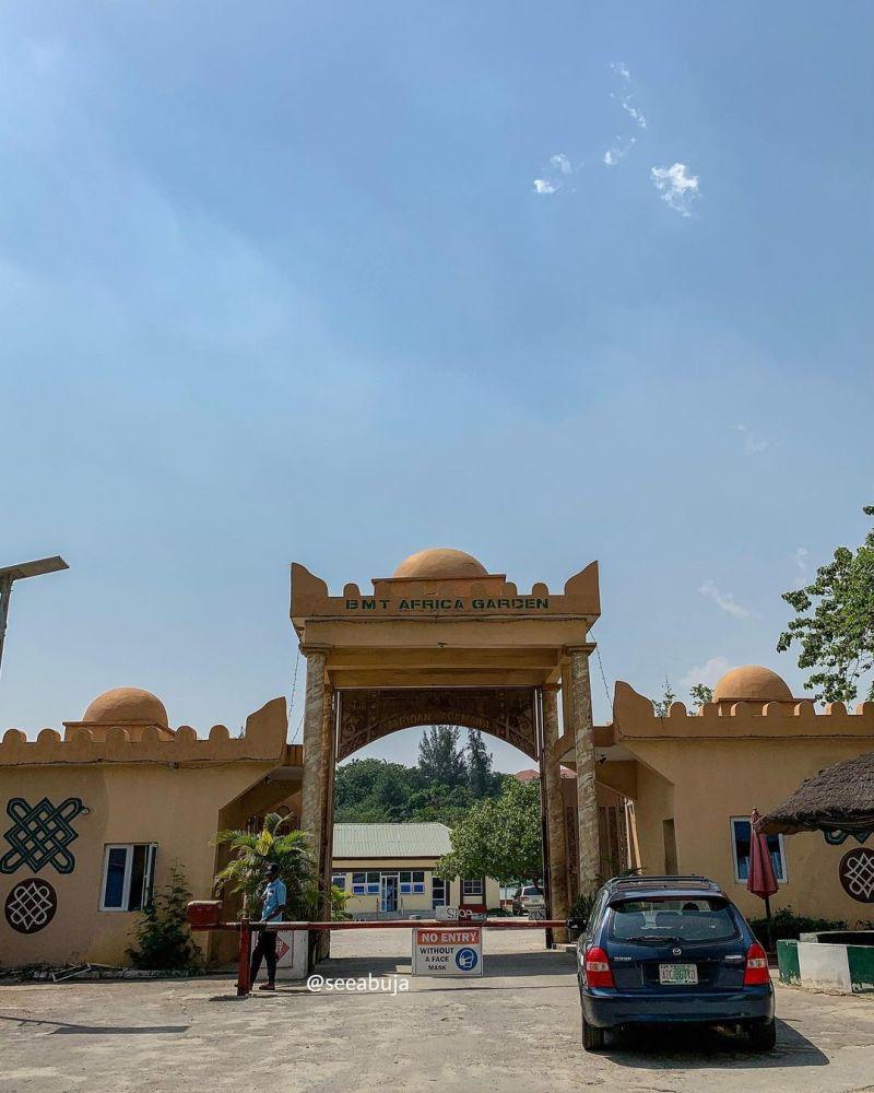 BMT Africa Garden, Abuja