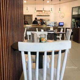 Blue Cafe Abuja