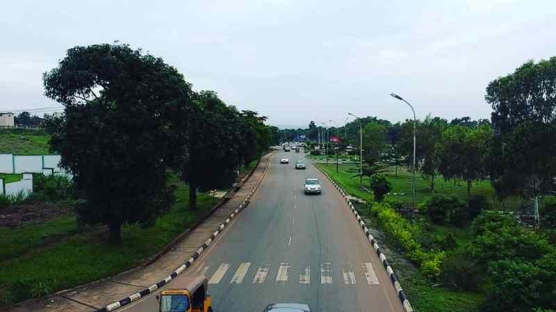 Independence Layout Enugu..