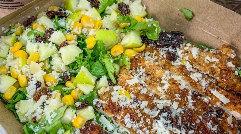Oiza Salad Maestro