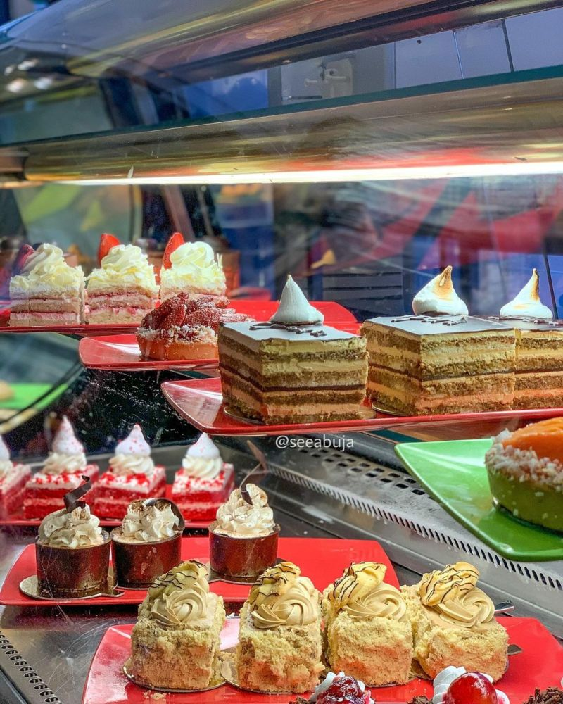 Pastry Corner, Hilton Abuja