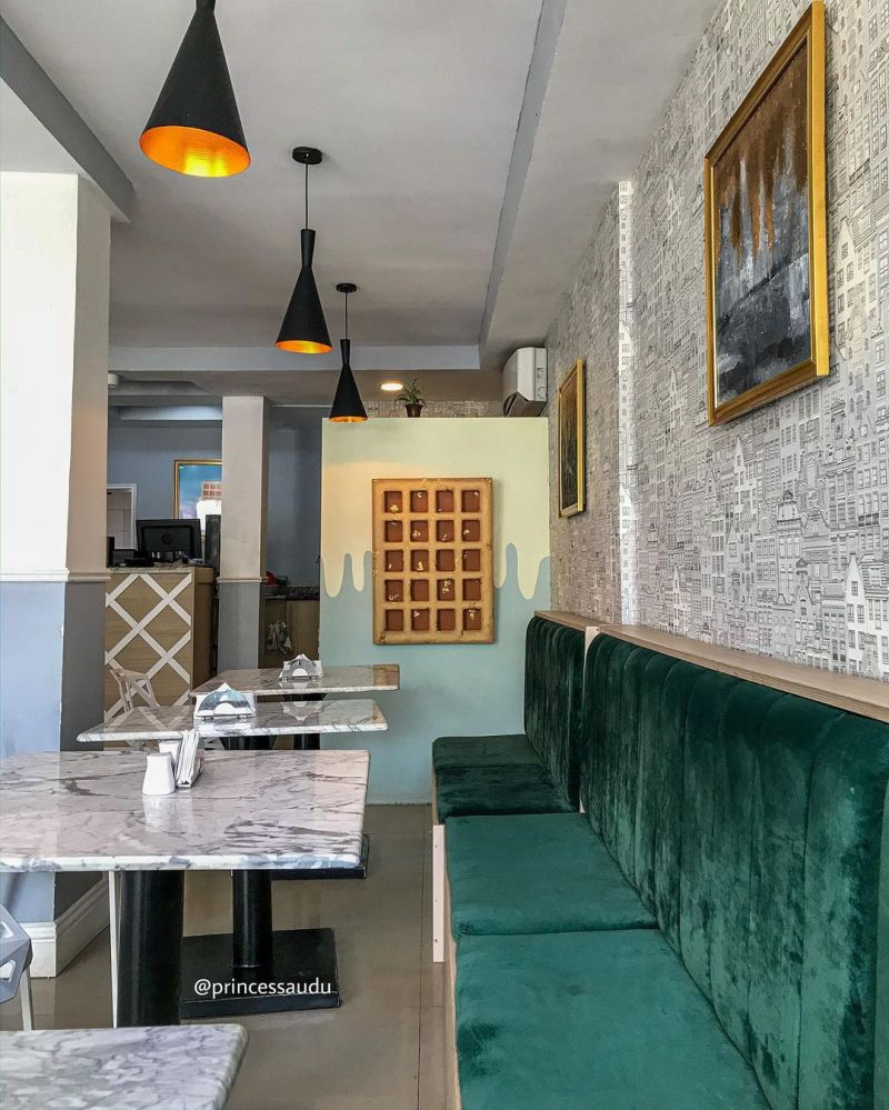 Review of the Waffle Stop Abuja