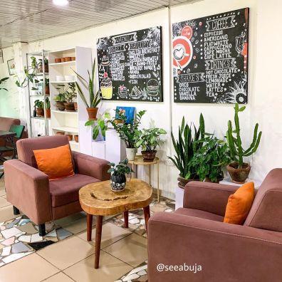 Strobrie bakery and cafe, Abuja