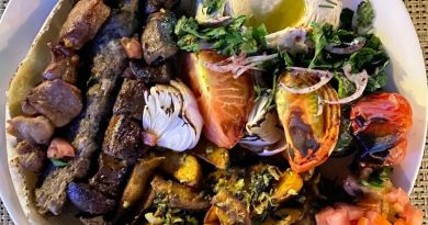 The Pasha Restaurant: Best Places To Eat Lebanese Food In Abuja