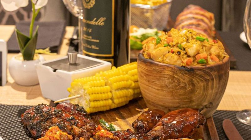 The Six A Private Dinning Experience In Abuja