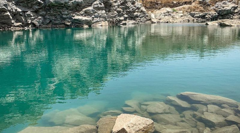 Ushafa Crushed Rock, Bwari Abuja