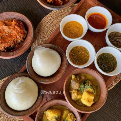 is new restaurant that serves affordable traditional food all the way from Jos. I was invited last week courtesyAbujafoodplugto check it out