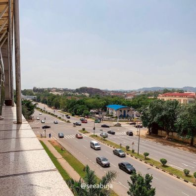 Ivory Room Abuja