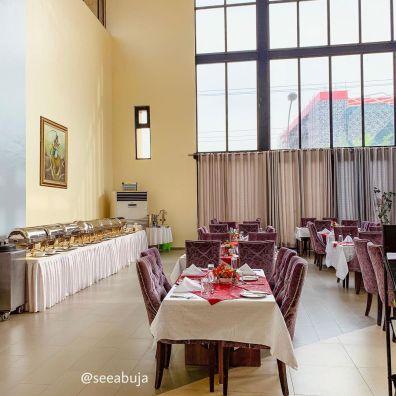 NAF Conference Center Abuja