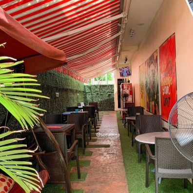 November Cubes Restaurant Abuja