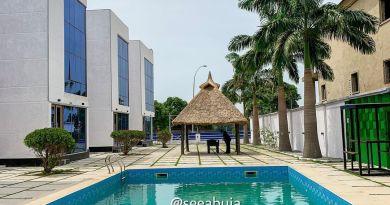 The Glass Residence, Abuja