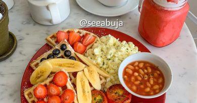 Waffle Way Your Breakfast Spot In Abuja