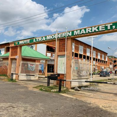 Wuye Ultra Modern Market