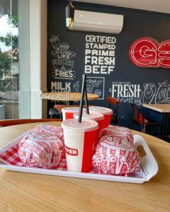 G Burger By Galaxy Abuja