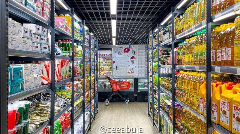 Mulby Mart supermarket