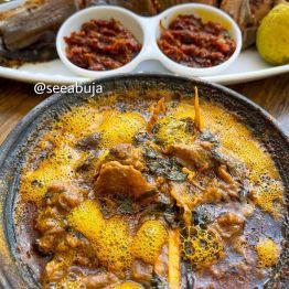 Native and grills Restaurant Abuja