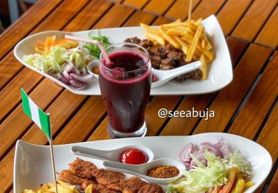 Suya and Co Best place for Suya In Abuja