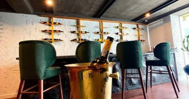 The Winecave Lounge Abuja