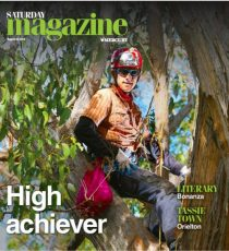 High Achiever-Tree Climber Branches Out