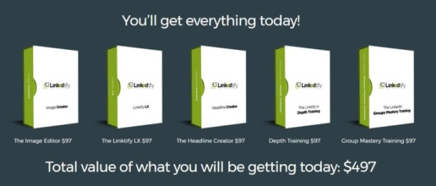 Linkedtify Software And Advanced Training by Jonathan Oshevire