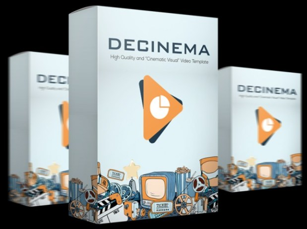 Get Decinema Powerpoint Video Templates By Agus Sakti Jvzoo Research
