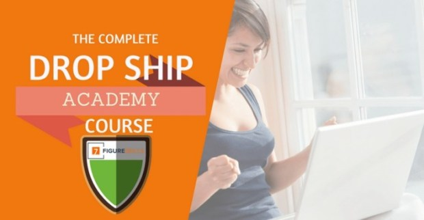 AJ Jomah High Ticket Dropship Academy FAST DELIVERY 7 Figure Skills