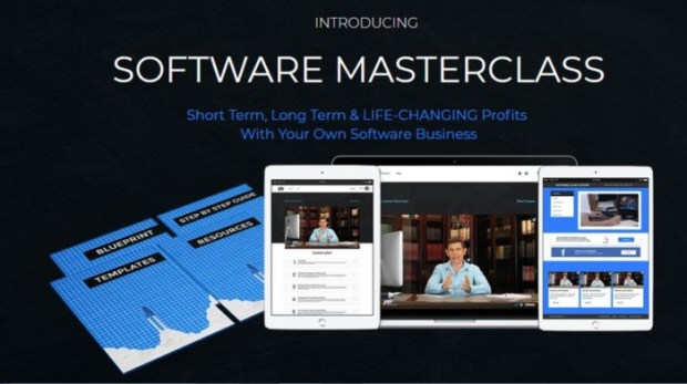 Software launch system software creation blueprint by sam bakker software launch system masterclass upgrade oto by sam bakker malvernweather Gallery