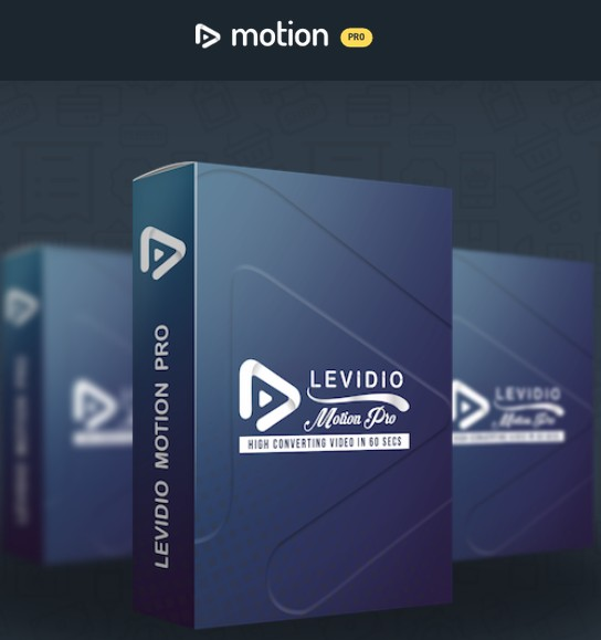 Levidio Motion Pro Video Marketing Package by Maulana Malik