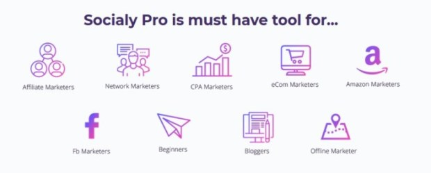 Socialy Pro Visual Content Software by Misan Morrison