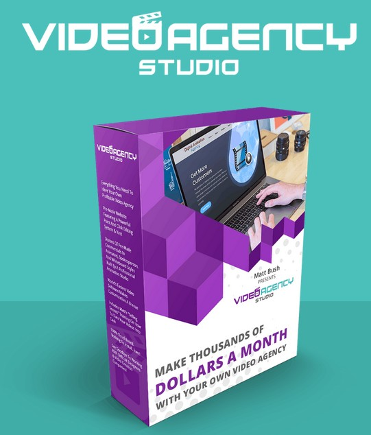 Video Agency Studio Pro Video Software by Matt Bush Review