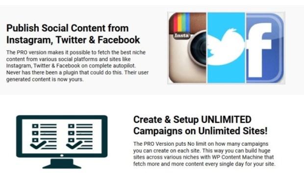 WP Auto Content PRO Version Upgrade OTO by Ankur Shukla