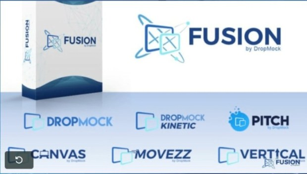 Fusion by DropMock Software by Jamie Ohler