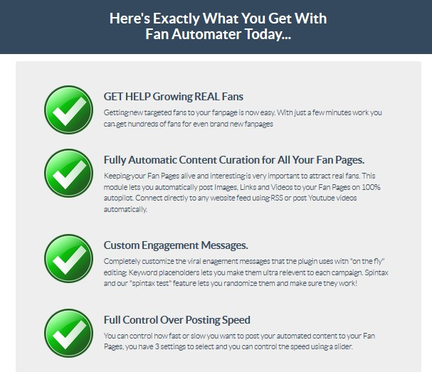 Fan Automater Facebook Marketing FanPages Builder Software by Dan Green