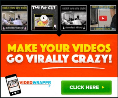 VideoWrappr PRO Video Software & OTO Upsell by Simon Warner