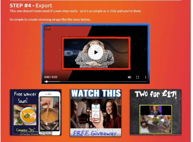 VideoWrappr OTO Review Video Software by Simon Warner