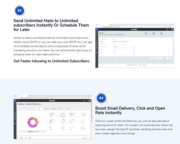 XMails OTO Review Email Marketing Software | JVZOO RESEARCH