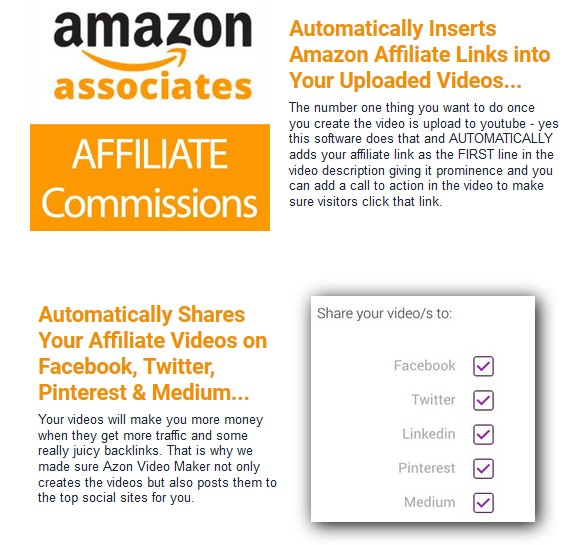 AzonVideoMaker PRO Software & OTO Upsell by Ankur Shukla
