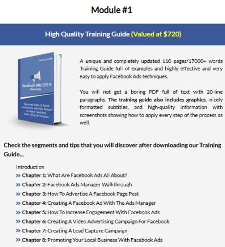 Facebook Ads 2019 Success Kit | JVZOO RESEARCH