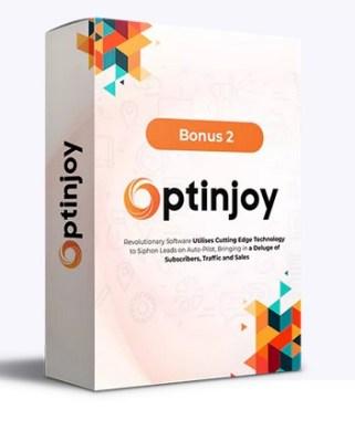 OptinJoy Software And OTO Upsell by Dan Ashendorf