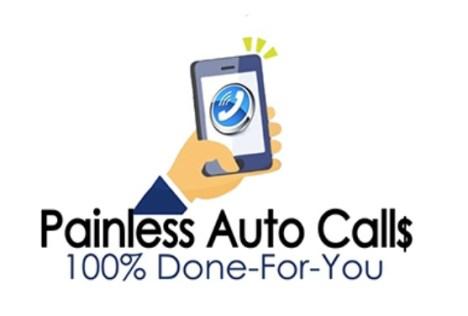 Painless Auto Calls Software & OTO Upsell by Mo Taqi